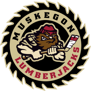 Muskegon Lumberjacks Logo