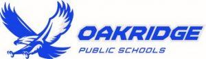 Oakridge school logo